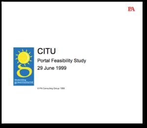Portal Feasibility