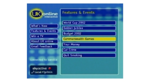 UK Online TV