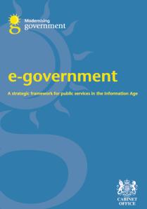 e-govt strategy 2000