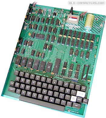 Compukit_UK101_Mainboard_s1